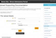 demo-admission-portal